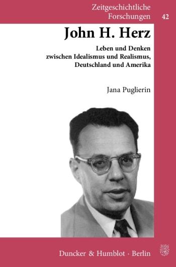 Cover: John H. Herz