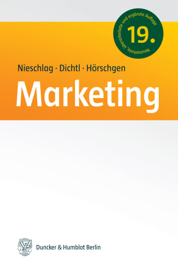 Cover: Marketing