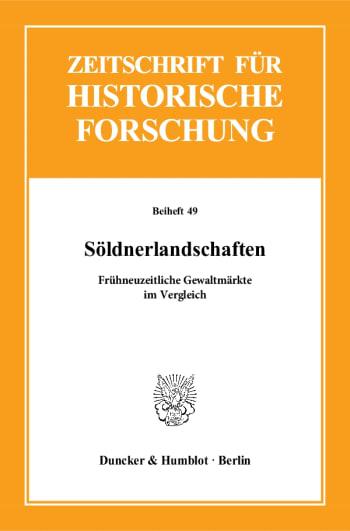Cover: Söldnerlandschaften