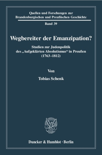 Cover: Wegbereiter der Emanzipation?