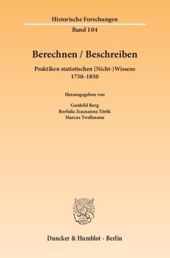 Cover: Berechnen / Beschreiben