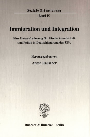 Cover: Immigration und Integration