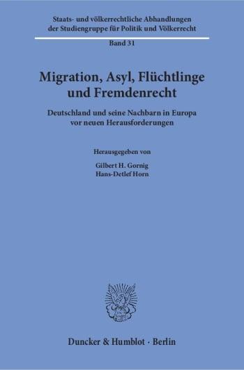 Cover: Migration, Asyl, Flüchtlinge und Fremdenrecht