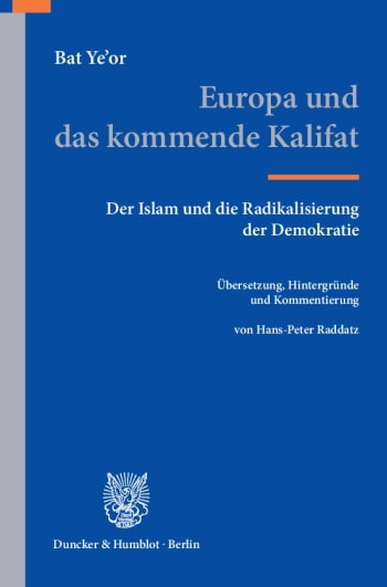 Cover: Europa und das kommende Kalifat
