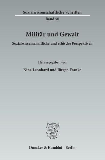 Cover: Militär und Gewalt