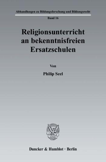 Cover: Abhandlungen zu Bildungsforschung und Bildungsrecht (ABB)