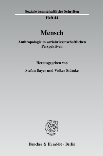 Cover: Mensch