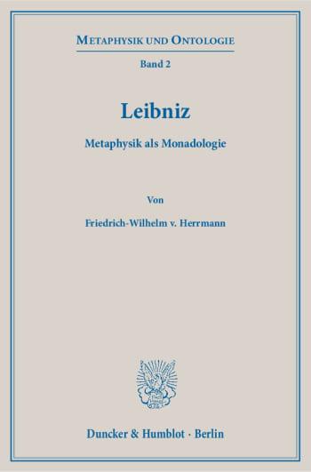 Cover: Leibniz
