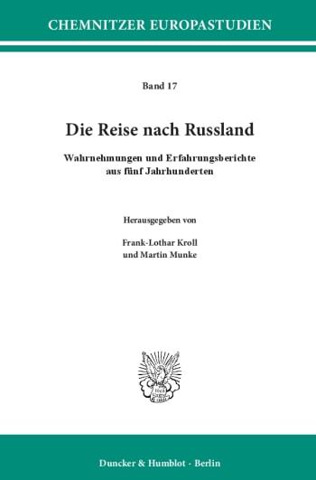 Cover: Die Reise nach Russland