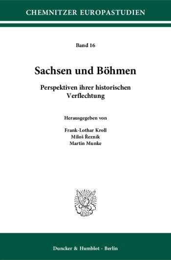 Cover: Sachsen und Böhmen