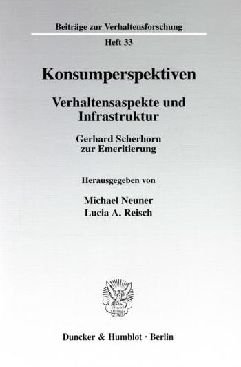Cover: Konsumperspektiven