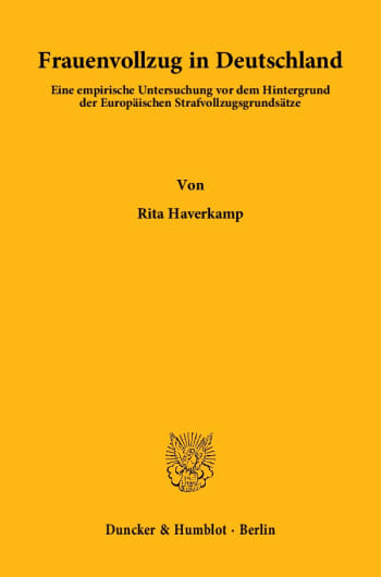 Cover: Strafrecht und Kriminologie (SK)