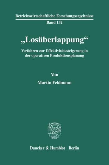 """Cover: """"Losüberlappung"""""""