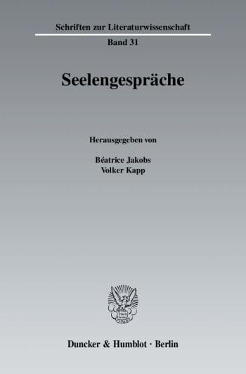 Cover: Seelengespräche