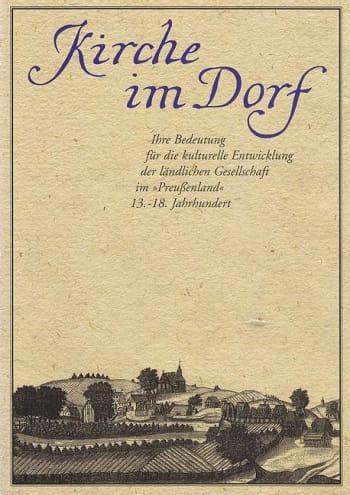 Cover: Kirche im Dorf