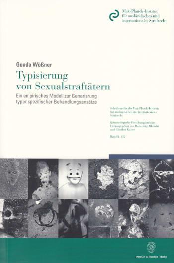 Cover: Typisierung von Sexualstraftätern