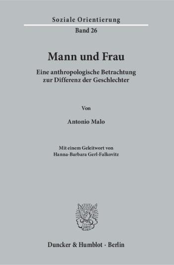 Cover: Mann und Frau