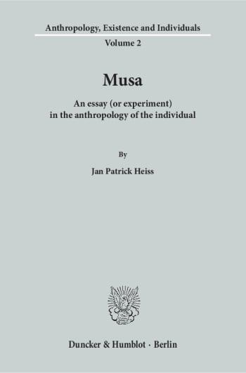 Cover: Musa