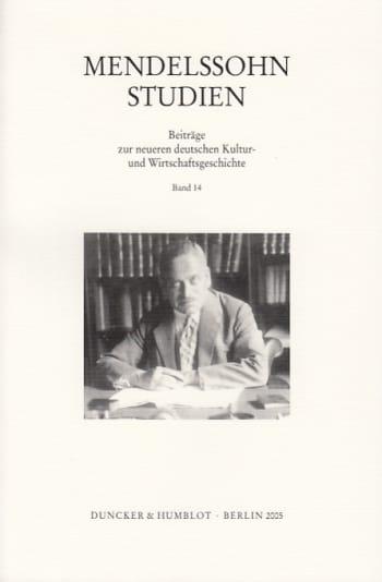 Cover: Mendelssohn-Studien (MST)