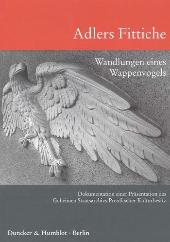 Cover: Adlers Fittiche