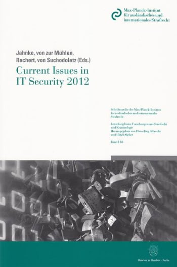 Cover: Current Issues in IT Security 2012