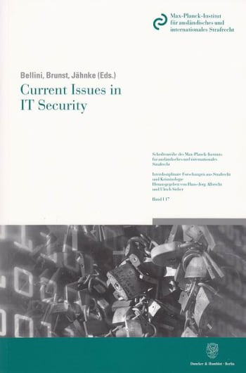 Cover: Current Issues in IT Security
