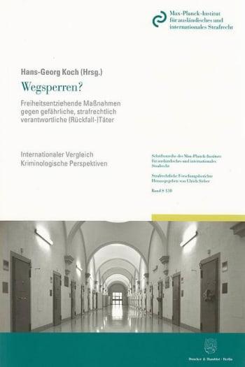 Cover: Wegsperren?