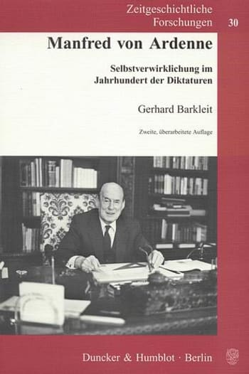 Cover: Manfred von Ardenne