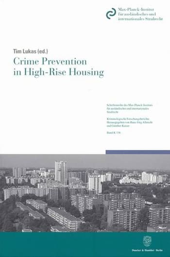 Cover: Crime Prevention in High-Rise Housing