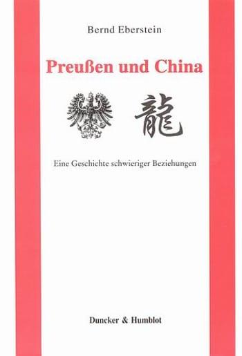 Cover: Preußen und China