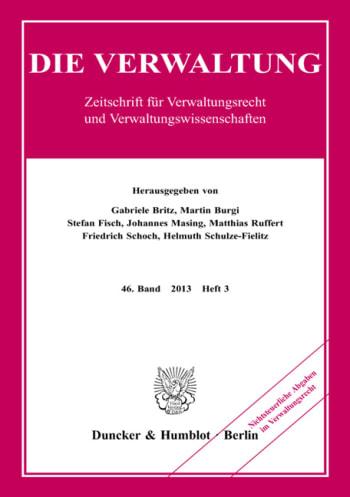 Cover: Nichtsteuerliche Abgaben im Verwaltungsrecht