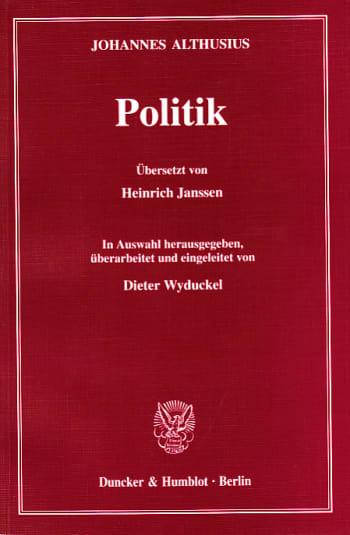Cover: Politik