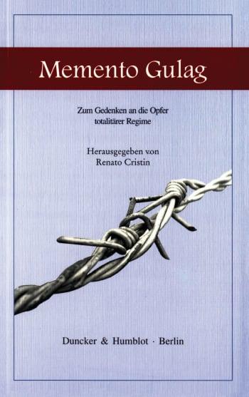 Cover: Memento Gulag