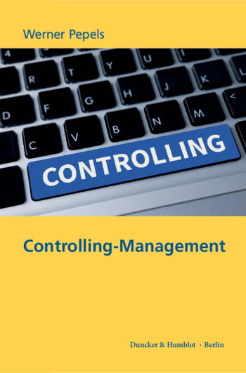 Cover: Controlling-Management