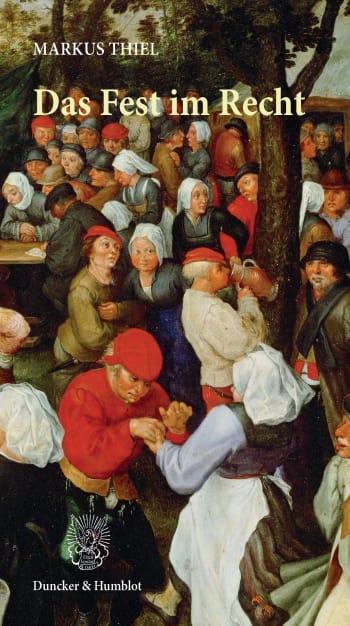 Cover: Das Fest im Recht