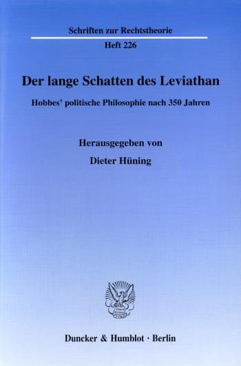 Cover: Der lange Schatten des Leviathan