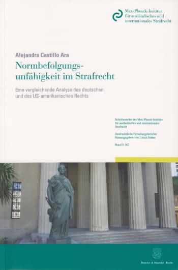 Cover: Normbefolgungsunfähigkeit im Strafrecht