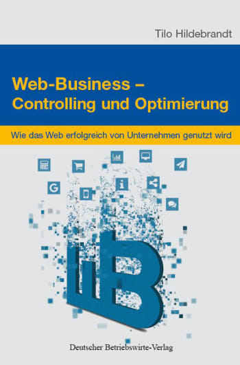 Cover: Web-Business – Controlling und Optimierung