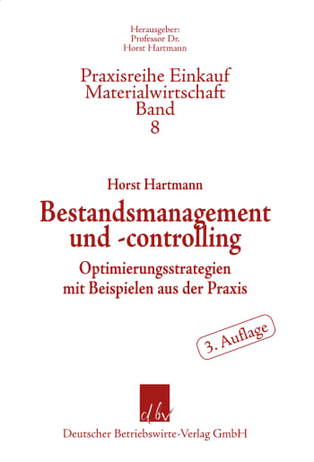 Cover: Bestandsmanagement und -controlling