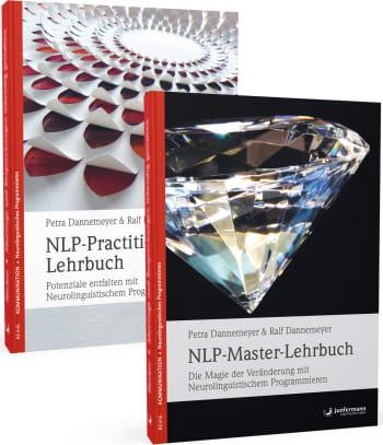 Bundle NLP-Practitioner Lehrbuch + NLP-Master Lehrbuch