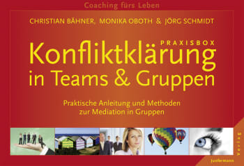 Praxisbox Konfliktklärung in Teams & Gruppen