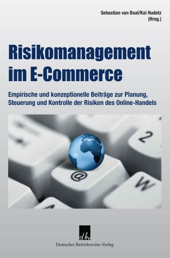 Cover: Risikomanagement im E-Commerce