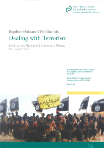 Cover: Dealing with Terrorism