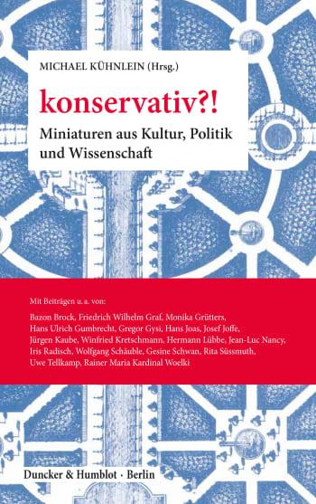Cover: konservativ?!