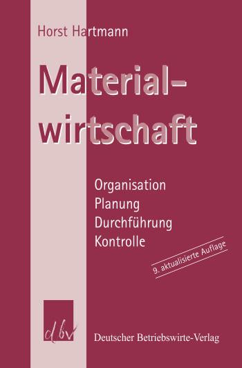 Cover: Materialwirtschaft