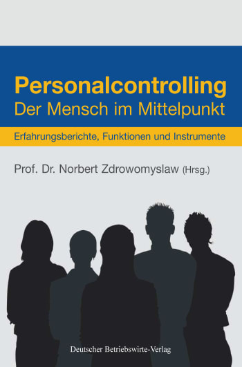Cover: Personalcontrolling