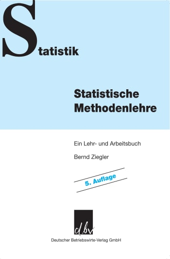 Cover: Statistische Methodenlehre