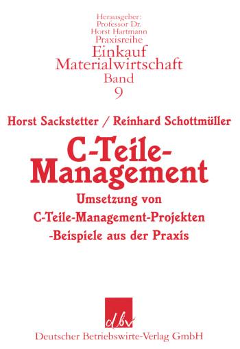 Cover: C-Teile-Management