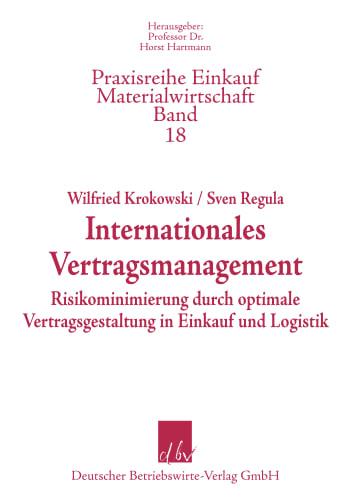 Cover: Internationales Vertragsmanagement