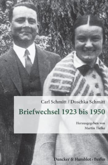 Cover: Briefwechsel 1923 bis 1950